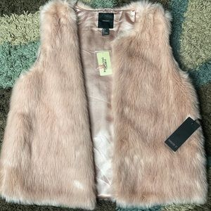 Fashion Fur Vest